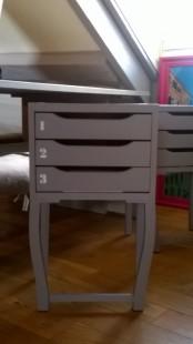 création table de chevet