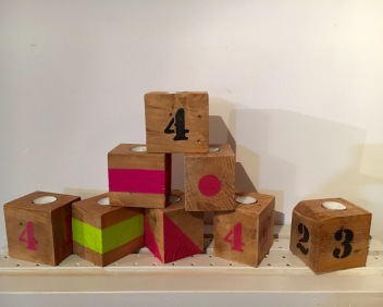 Cubes de lumières
